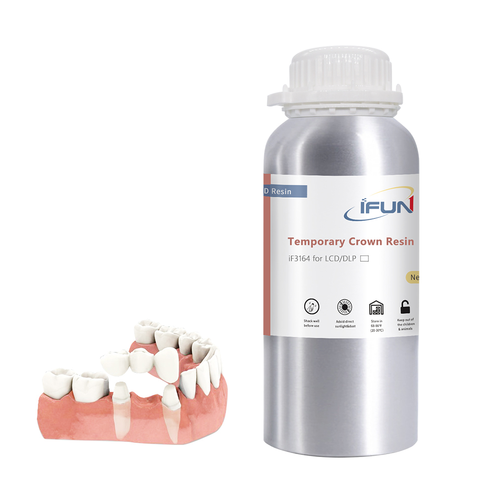 Ifun 3164 dental castable resin